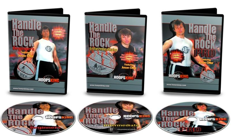 Jason Otter Handle the Rock Dribbling Videos