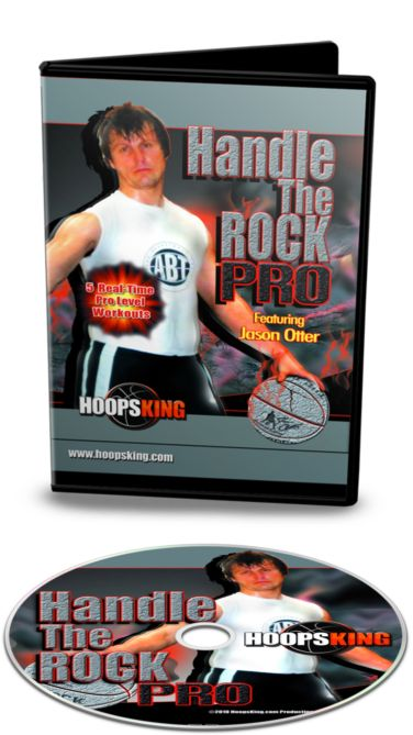 Jason Otter Handle the Rock Pro Video