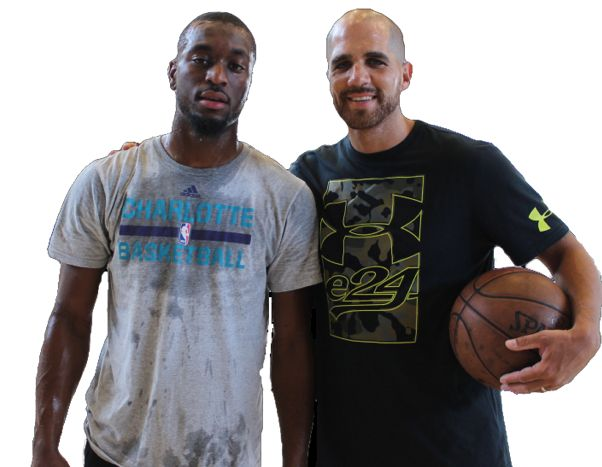 Jay Hernandez Kemba Walker Under Armour