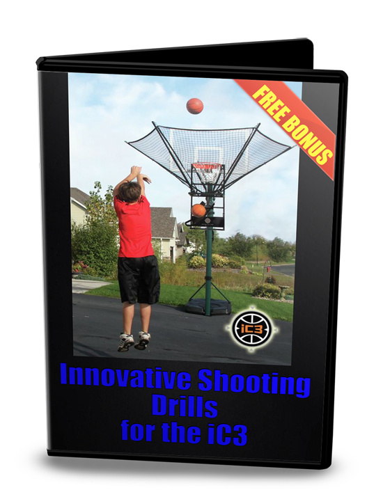 ic3 basketball shot trainer installation
