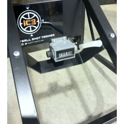 iC3 Basketball Rebounder Shot Counter