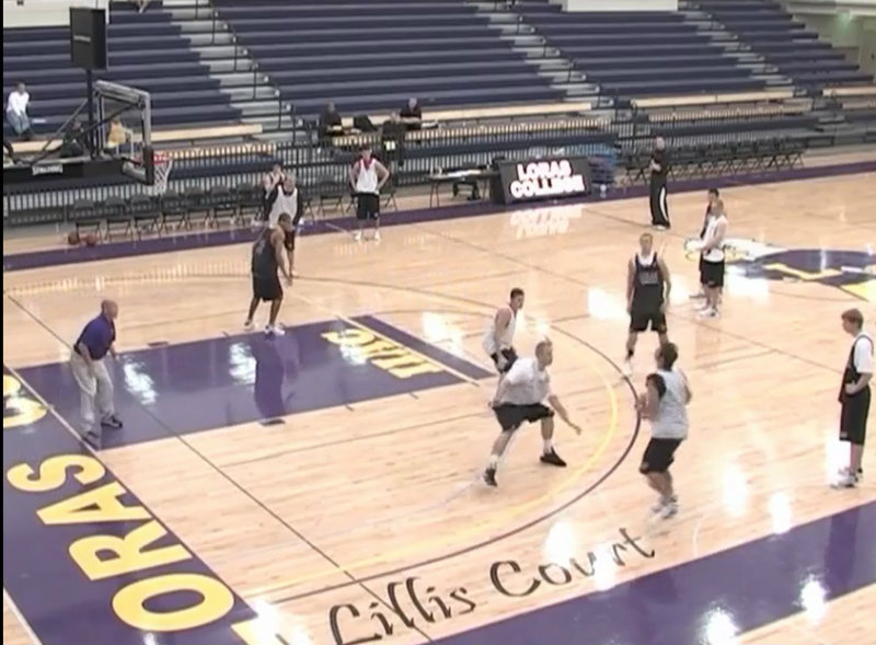 Close Out Drill Pack Line Defense Brad Soderberg
