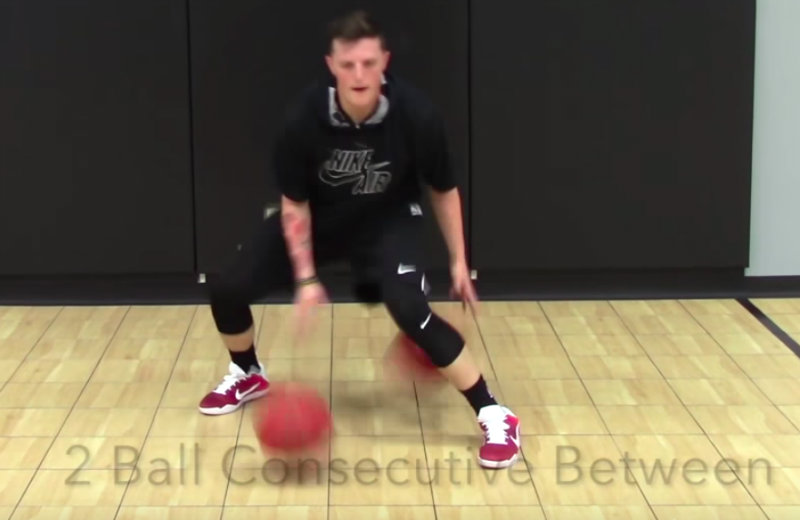 best dribbling basketball