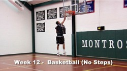 Increase Vertical Jump to Dunk a Basketball