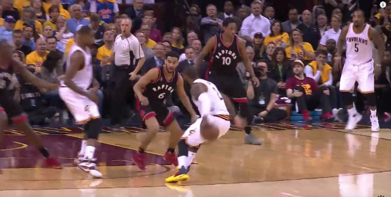 Kyrie Irving Dribble moves