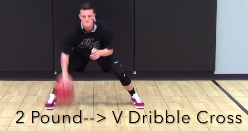 drills dribbling basketball