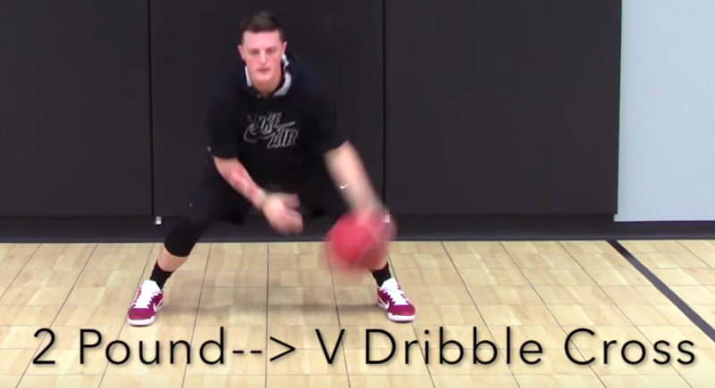 dribbling drills in basketball