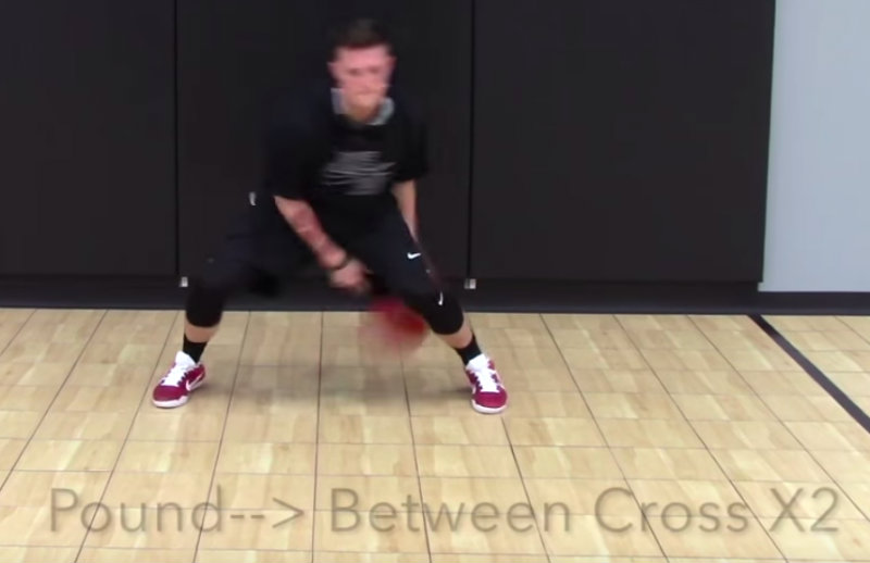 Between the Legs Basketball