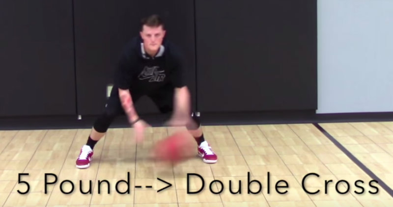 advanced basketball dribble moves