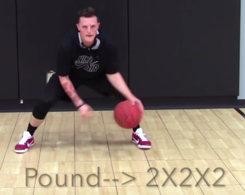 basic basketball dribble drills