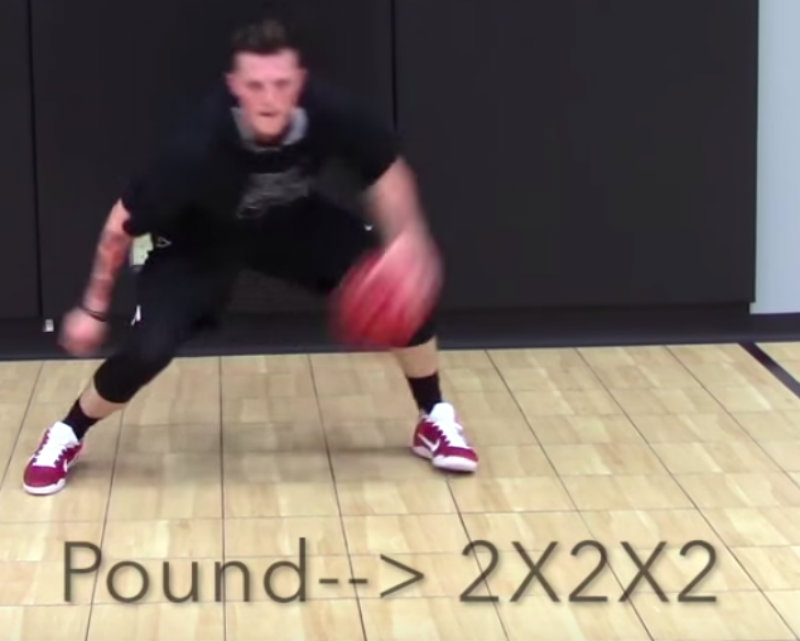 basketball dribble drills