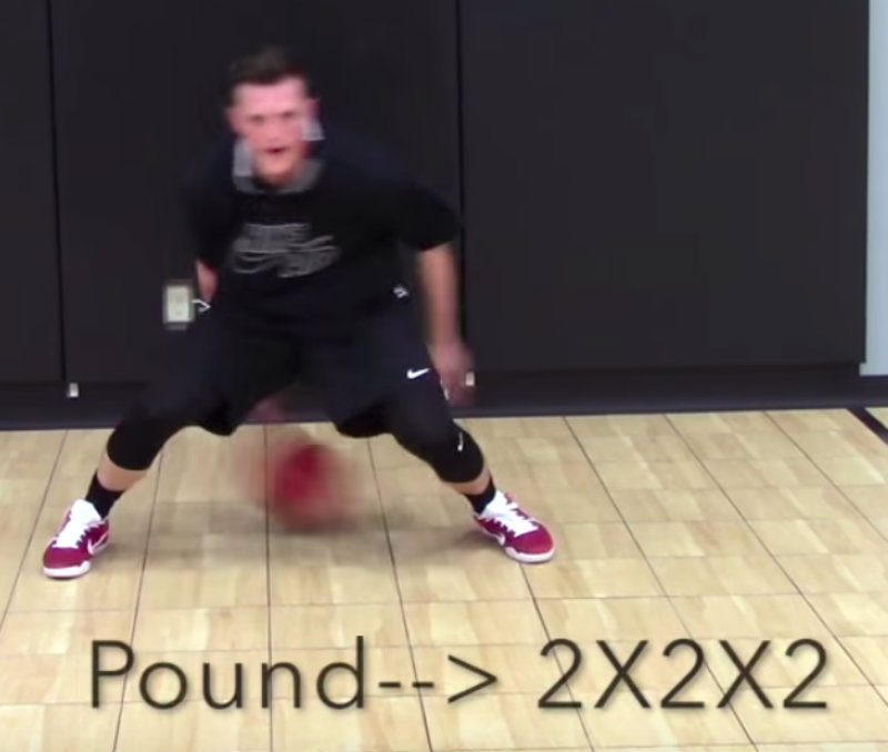 best basketball dribble